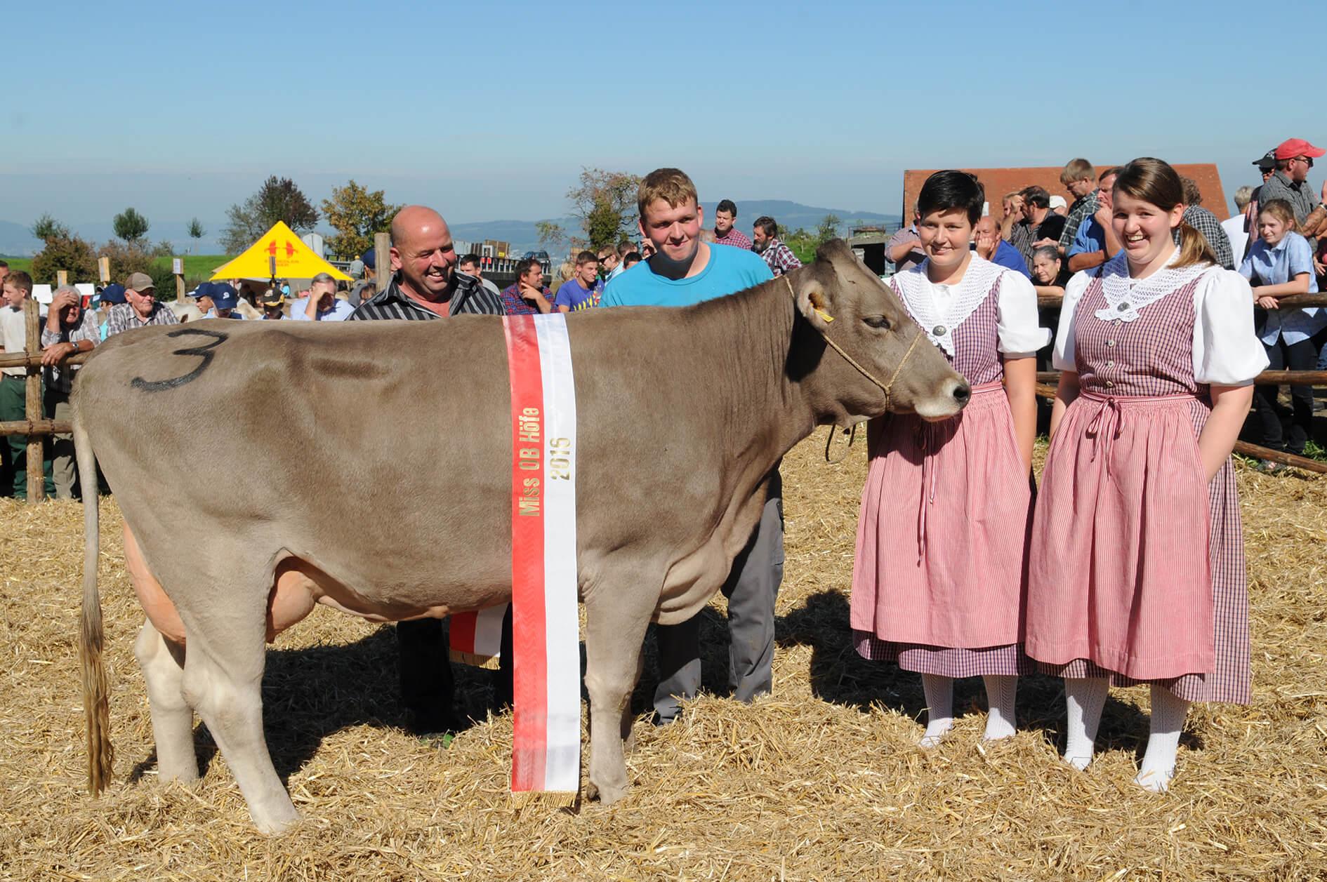 Miss OB Hoefe 2016, Edual Edelweiss, Sigrist Franz, Wollerau (gross)